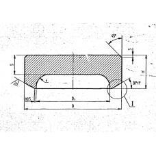 Заглушки точеные 94.155-МР