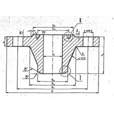 Фланцы BW MSS 94.155-МР