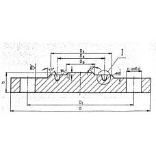 Заглушки фланцевые 94.155-МР