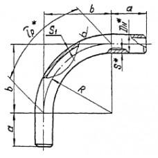 ОСТ 34-10-750-97 - Колена гнутые
