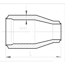 ОСТ 24.125.38-89 – Переходы обжатые для трубопроводов АЭС